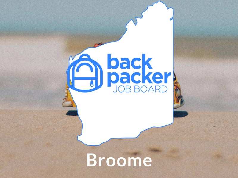 Jobs in Broome