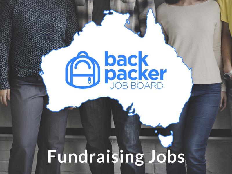 Charity Fundraising Jobs Australia