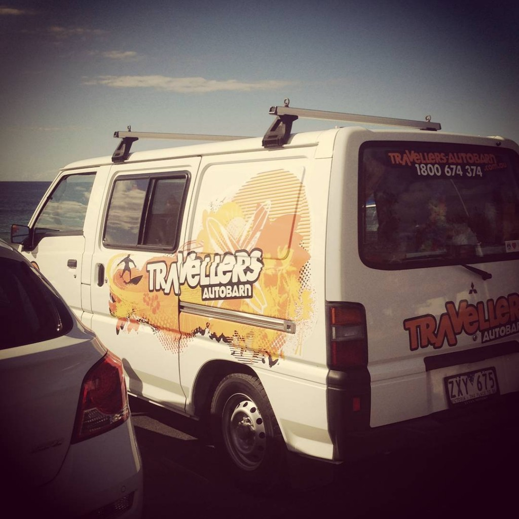 Bumped into our friends travellersautobarn in the Byron Bay winterhellip