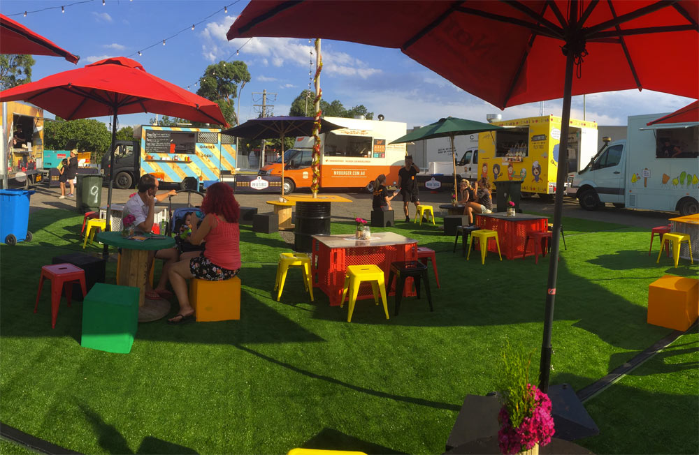 Food Truck Melbourne Festival