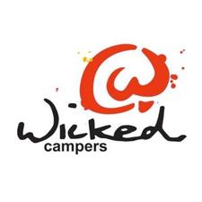 Wicked Campers campervan hire