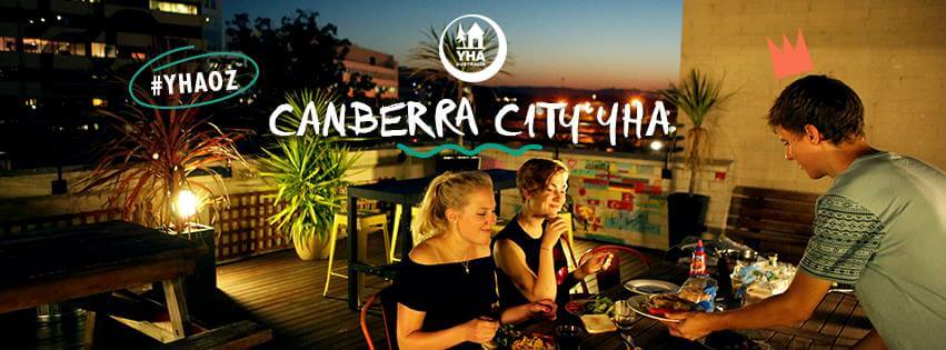 Canberra City YHA, Canberra