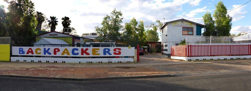 Alice's Secret Travellers Inn, Alice Springs