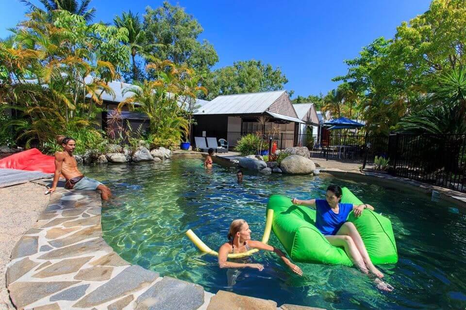 Coral Beach Lodge, Port Douglas