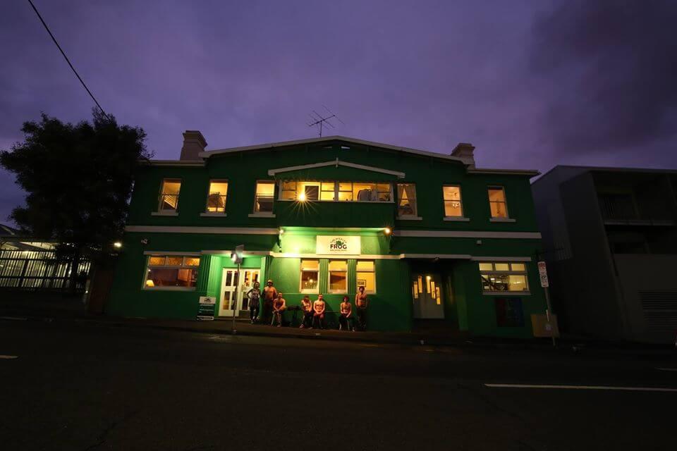 The Pickled Frog, Hobart