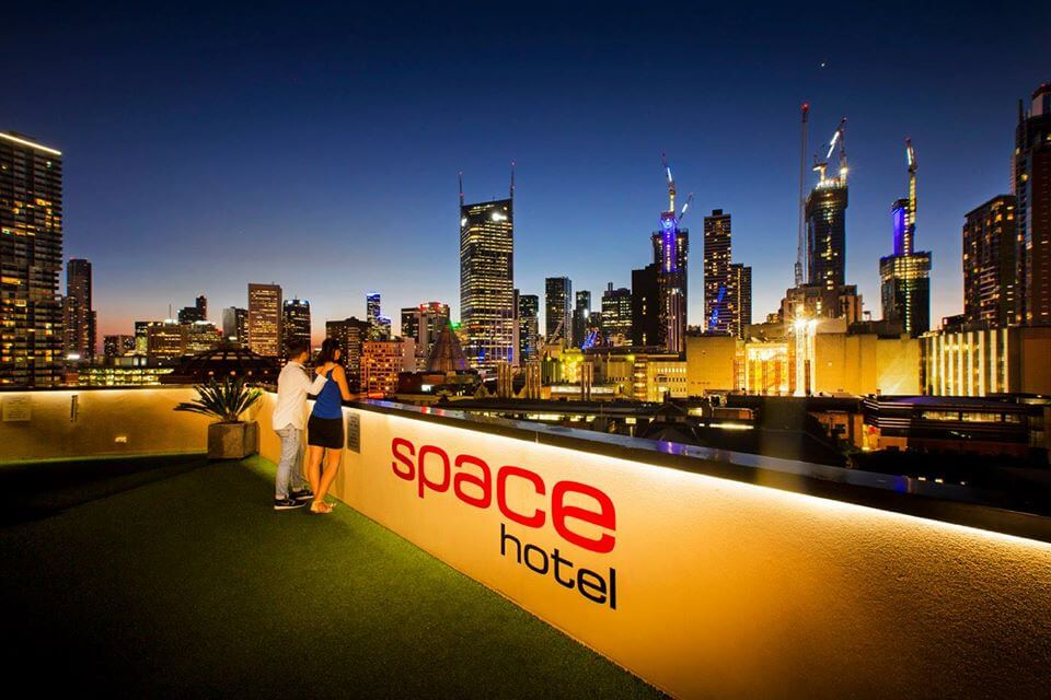 Space Hotel, Melbourne