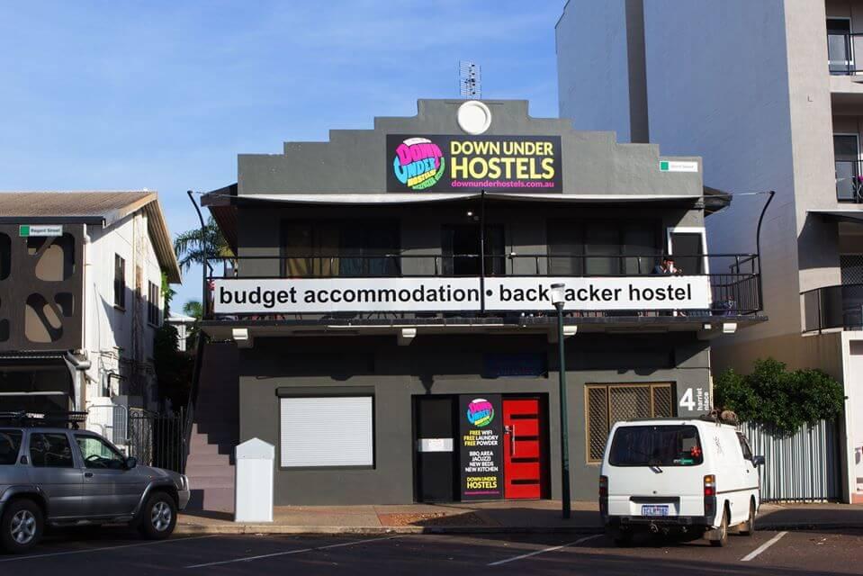 Down Under Hostel, Darwin