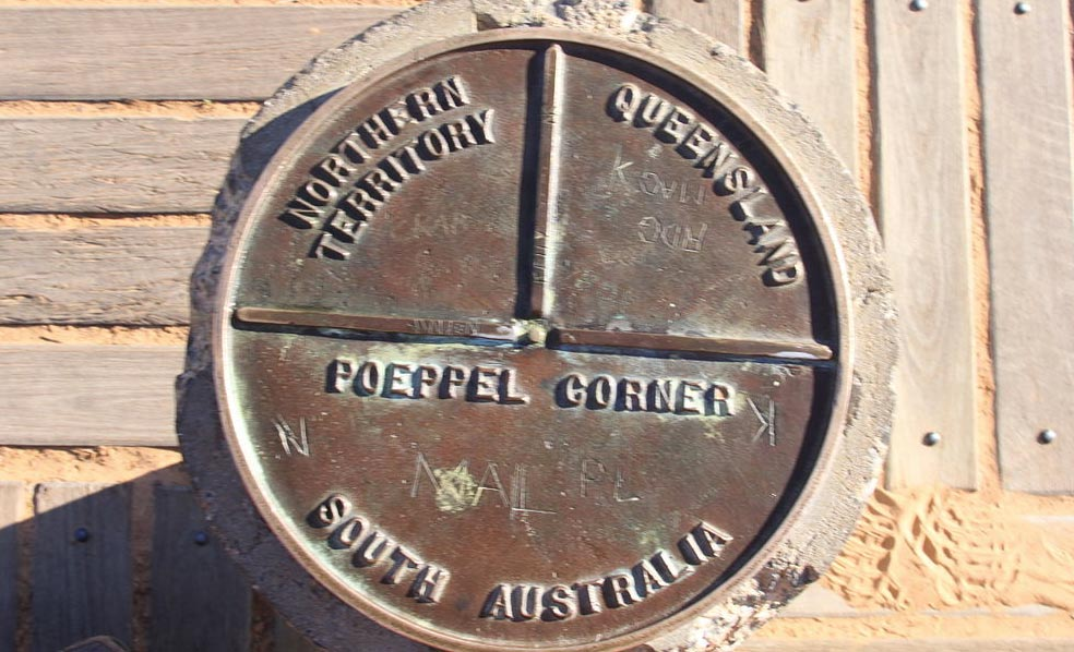 Poeppel Corner Marker