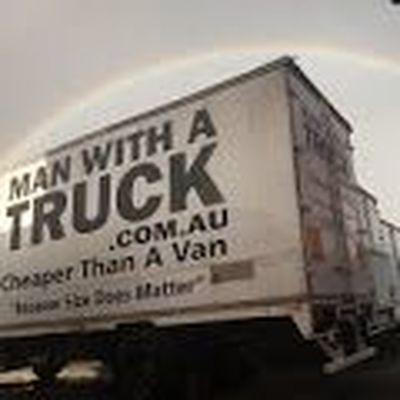 Man With A Truck Driver / Off Sider