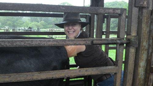 Farmhand Internship Beef Cattle