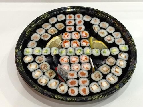 Sushi Making Staff