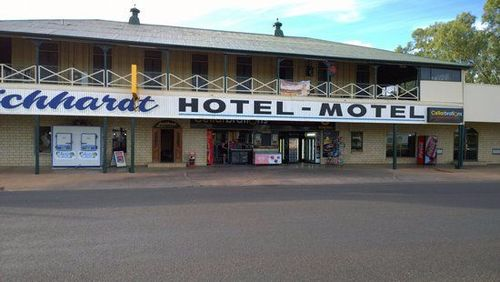 Outback Hotel Looking For Staff Three Month Stay Required.