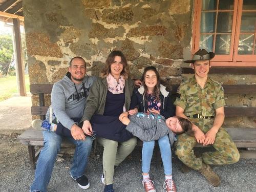 Au Pair/ Home Help