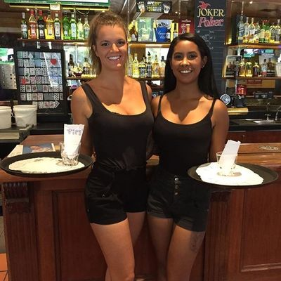 Promo Waitress Required