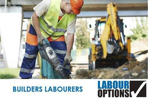 Builders Labourer