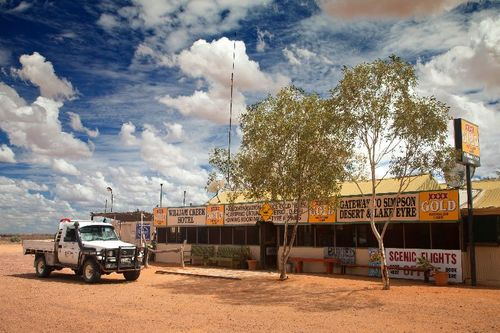 Outback Experience - William Creek Hotel