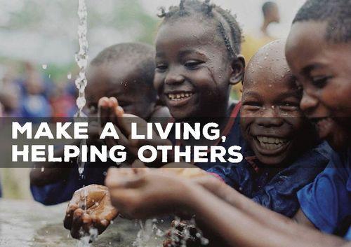 Door To Door Fundraising Needs You!