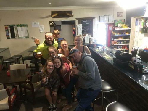 Seeking Barmaid For Country Pub