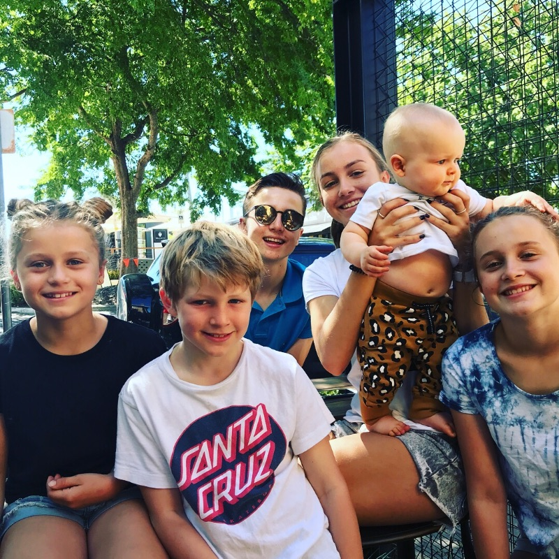 Au Pair Opportunity In The Beautiful Clare Valley Start- December 2018