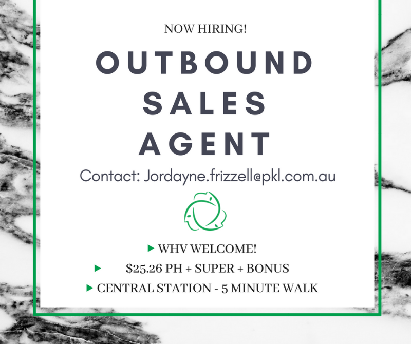 Outbound Sales Agents Wanted - Asap Start