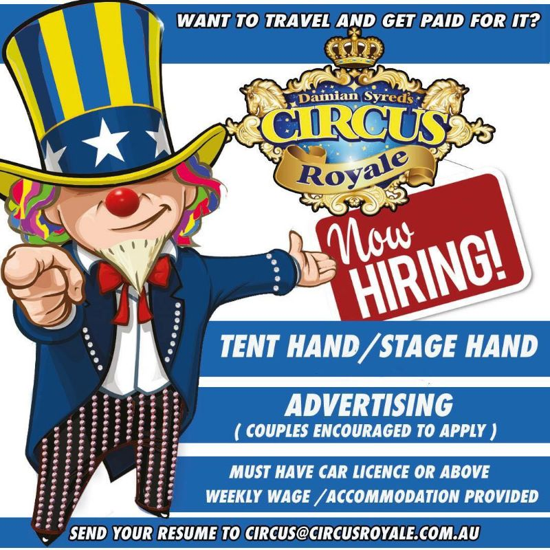 Advertising Team Wanted!