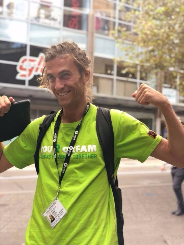 Tackle Poverty With Oxfam Aus: Hourly Pay Plus Bonus