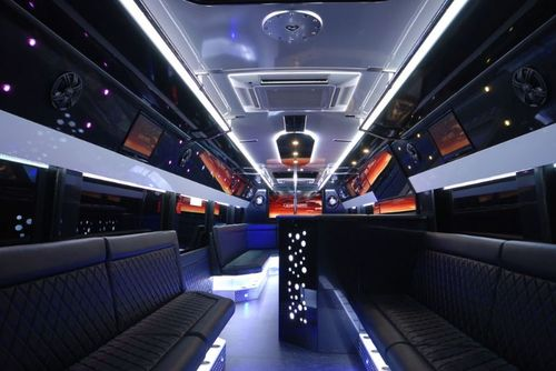 Ticket Sales- Party Bus During Schoolies