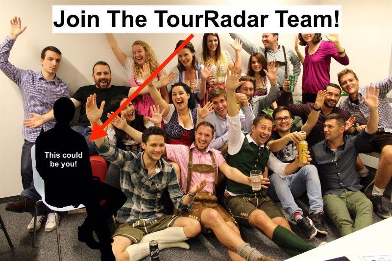 Tour Sales Consultants