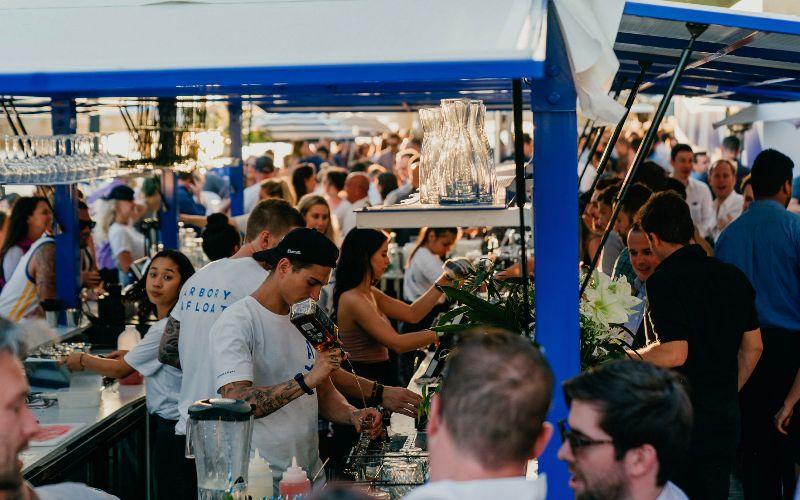 Melbourne Cbd Bartenders