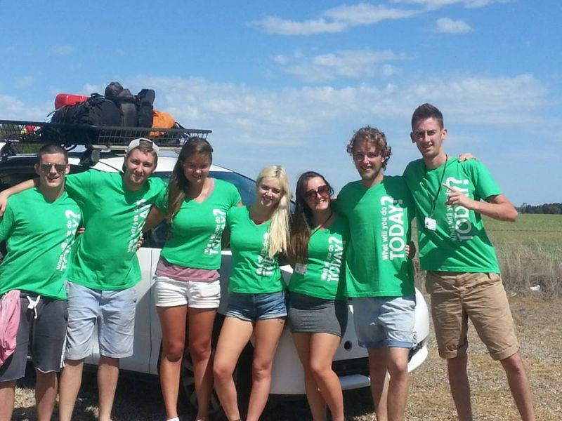 Calling All Backpackers!! Start Earning $$$$ Straight Away!