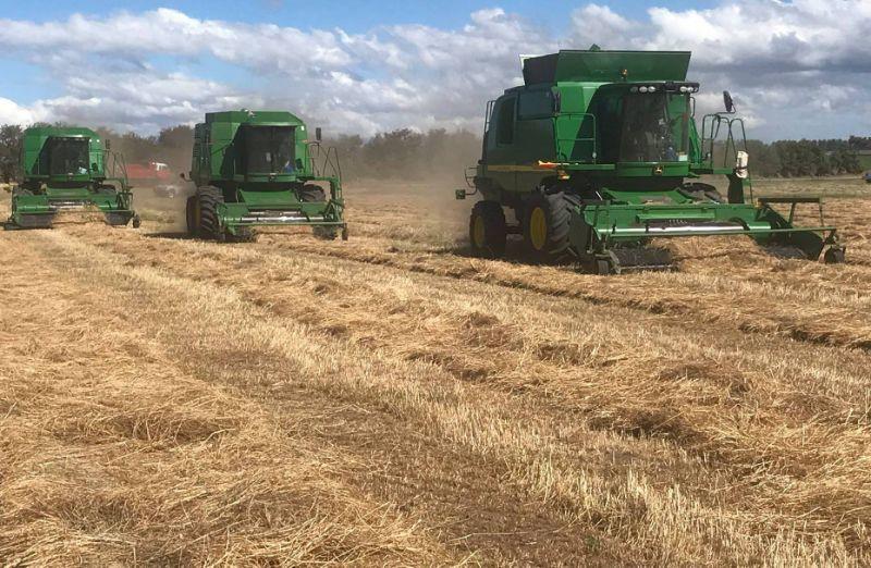 Harvest And Irrigation Operators