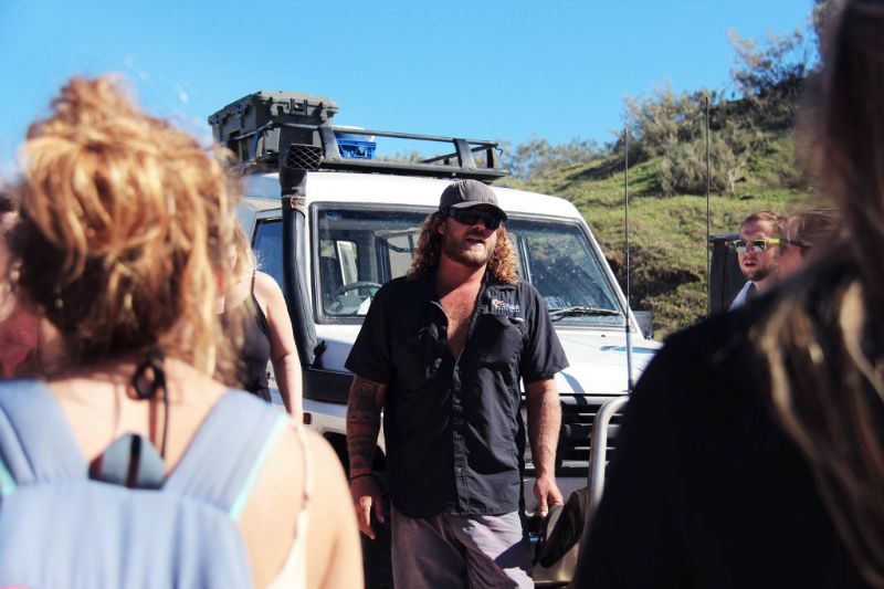 Fraser Island Campsite Assistant