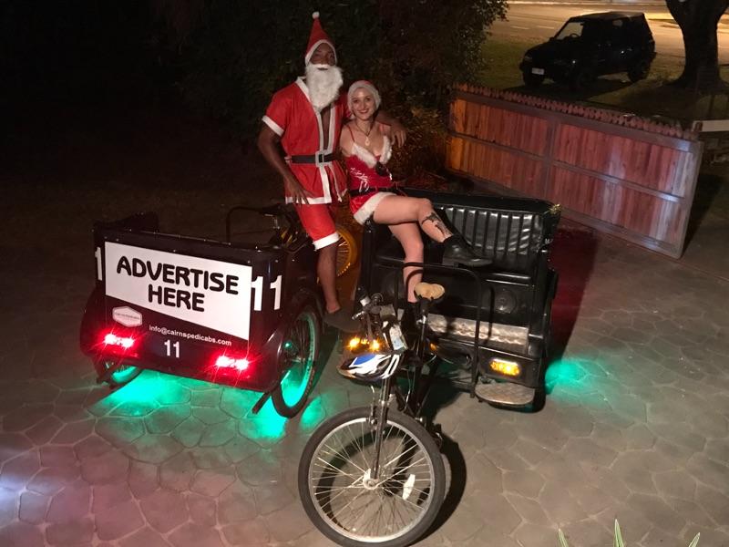 Pedicab Riders Wanted Asap!!