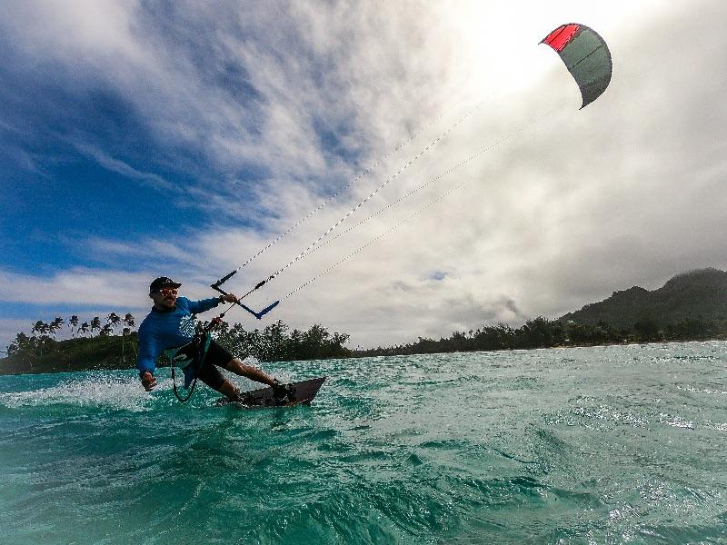 Kitesup Cook Islands Is Looking For A Water-sports Guru