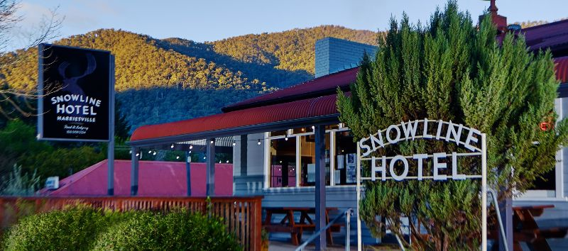 Front Of House/bar People For Iconic High Country Hotel