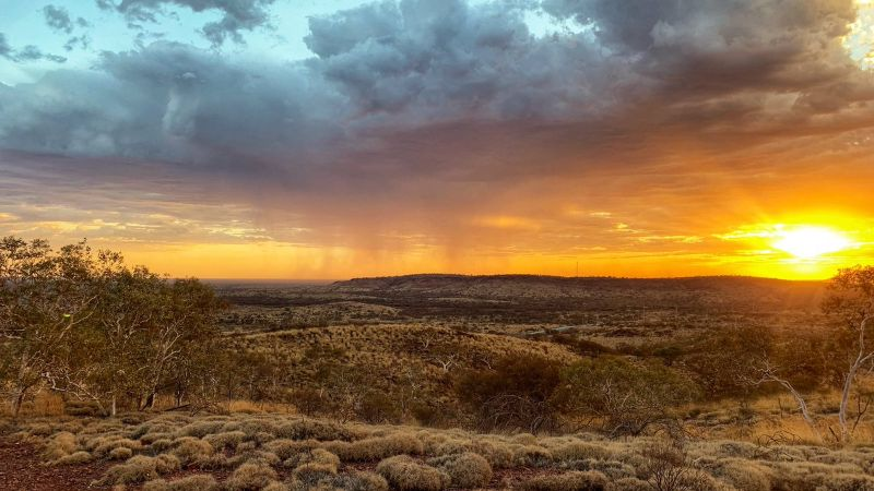 A Unique Outback Au Pair Experience In Wa