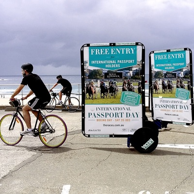$20-$26 Per Hour - Males & Females - Promo Team & Bike Riders