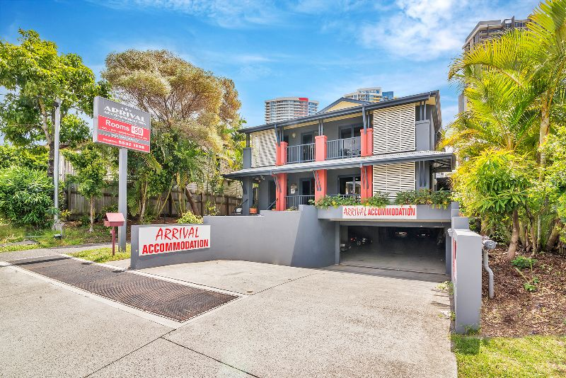 Live In Backpackers In Exchange For Accommodation