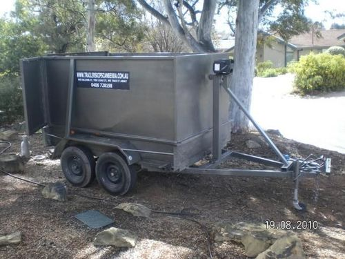 Contract Drivers Wanted To Move Trailer Skips Around Canberra