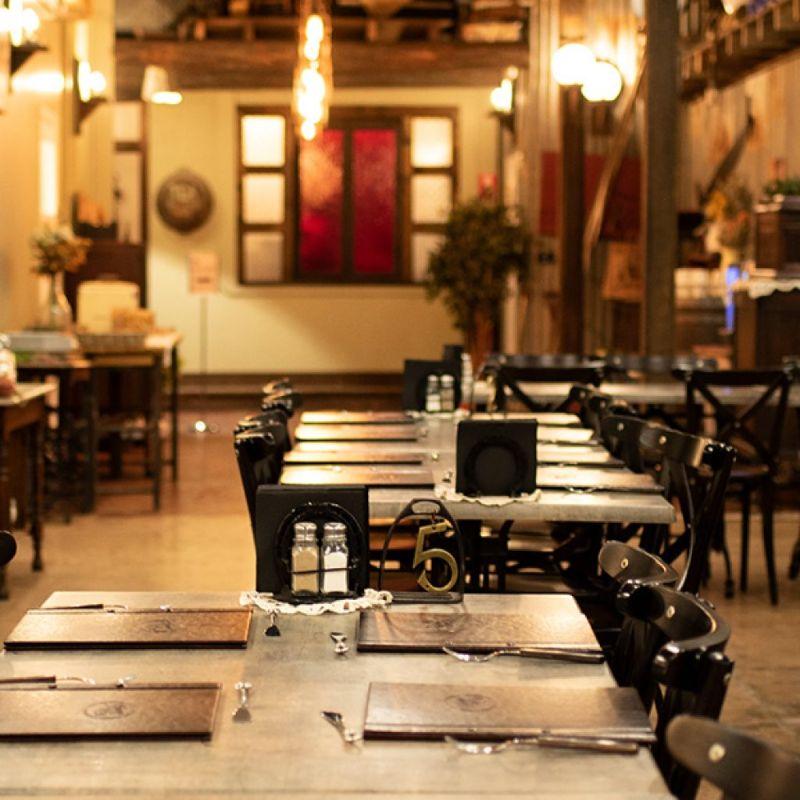 Hospitality Couple: Chef & Supervisor