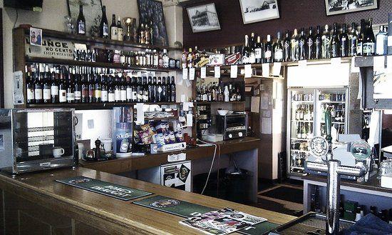 Bar Staff After Sea Change
