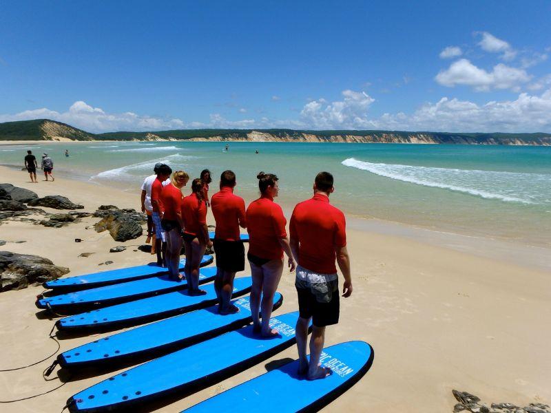 Surf Instructor / Kayak Guide