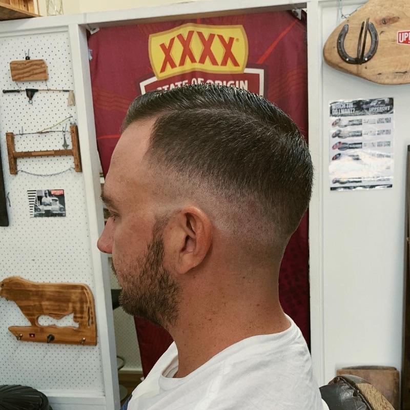Barber Or Hairdresser