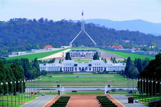 A Wonderful Opportunity To Au-pair In The Nations Capital In The Act!