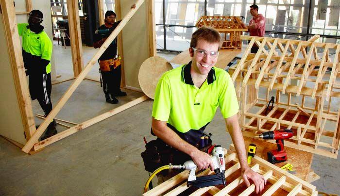 Calling Carpenters  & Tilers, Plasterers