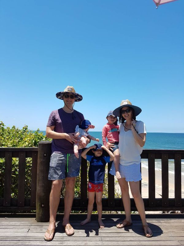 Live In Au Pair Position In Sunny Brisbane