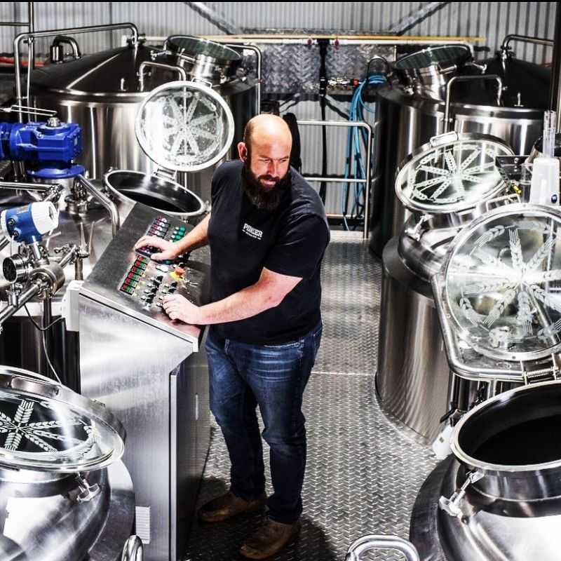 Brewery - Offsider & Farmhand