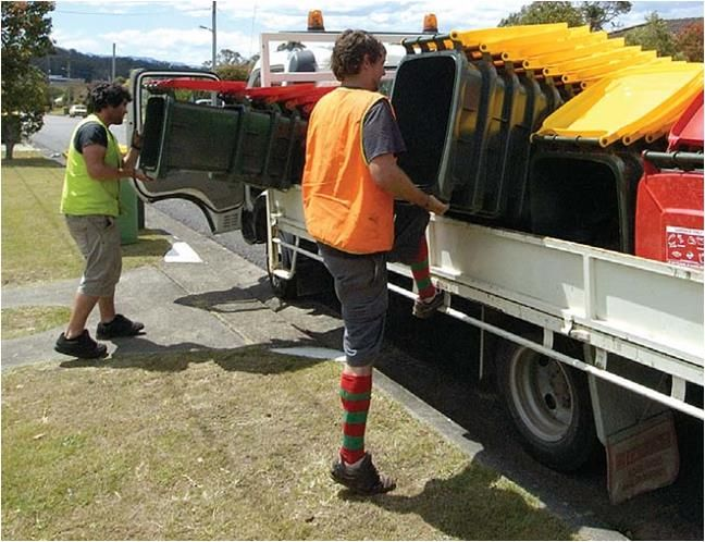 Workers Wanted For Bin Assembly And Distribution