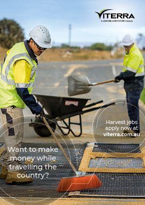 Viterra Harvest Employment 2019/20
