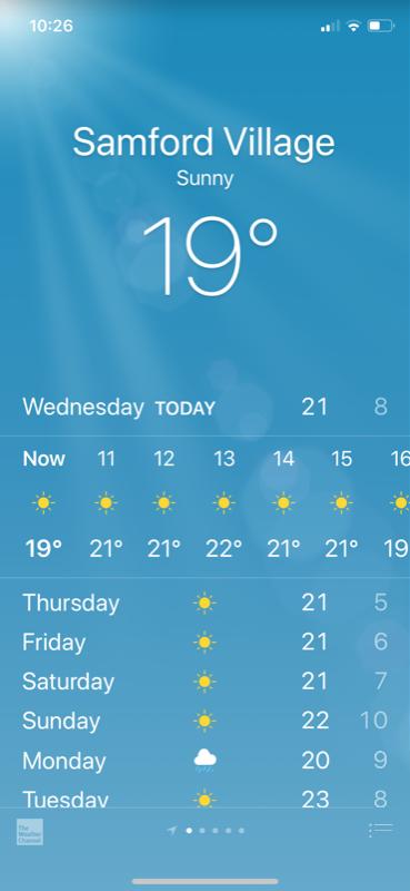 Come North To Warm Sunny Brisbane